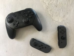 manette Nintendo switch